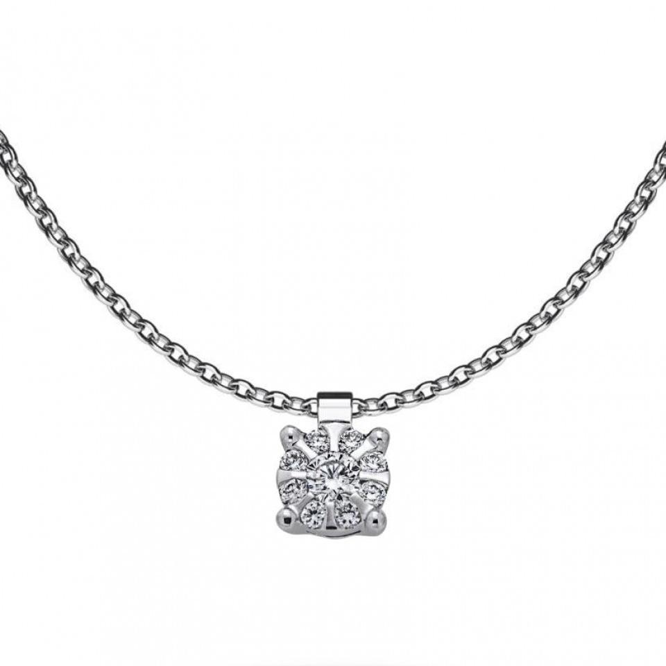 prezzo basso rivenditore di vendita massima qualità Girocollo Mirco Visconti con Diamanti 641/7